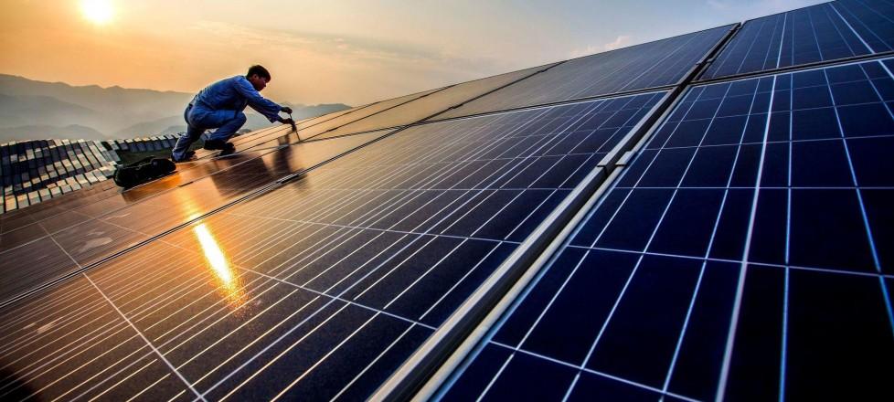 Por que a China está liderando a revolução de energia renovável